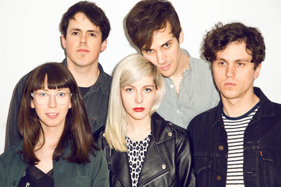 Every member of Canadian-based Alvvays is under 30.