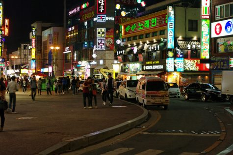 There and Back Again: Returning to Commerce from South Korea