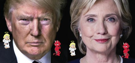 The Bible and the Ballot: Evangelicals weigh in on the two main presidential candidates