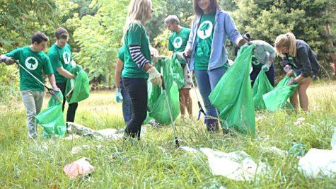 Environmental Awareness Group Strives For Student Education