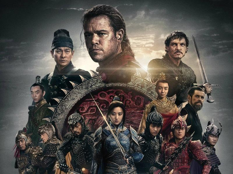'The Great Wall' Fails to Stop Critiques