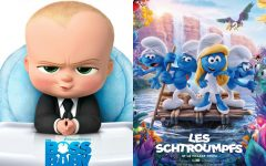 Double Feature: The Boss Baby & Smurfs: The Lost Village