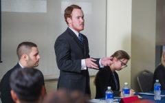Outgoing SGA President Imparts Experiences