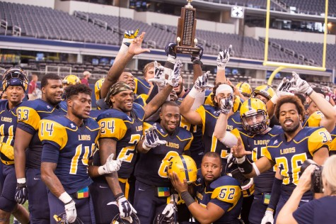 Lions win Chennault Cup for third year in a row