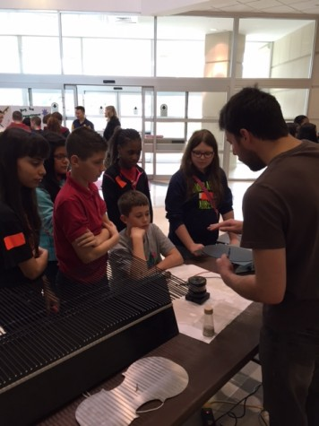 Science Day at A&M University-Commerce