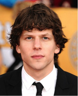 JESSE EISENBERG SPEAKS TO TAMUC STUDENTS