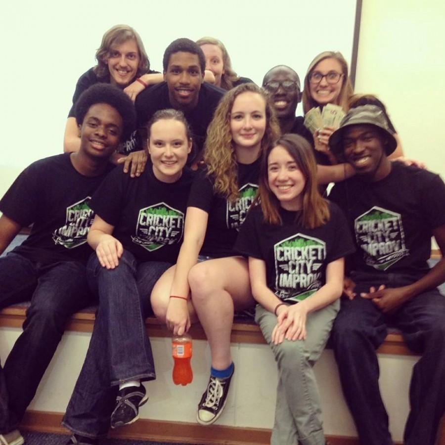 Improv+Troupe+Brings+Laughs+and+Smiles