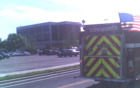 Bomb Scare Threatens Campus