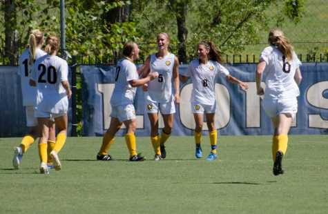 Soccer Turns Game Around for 3-0 Win