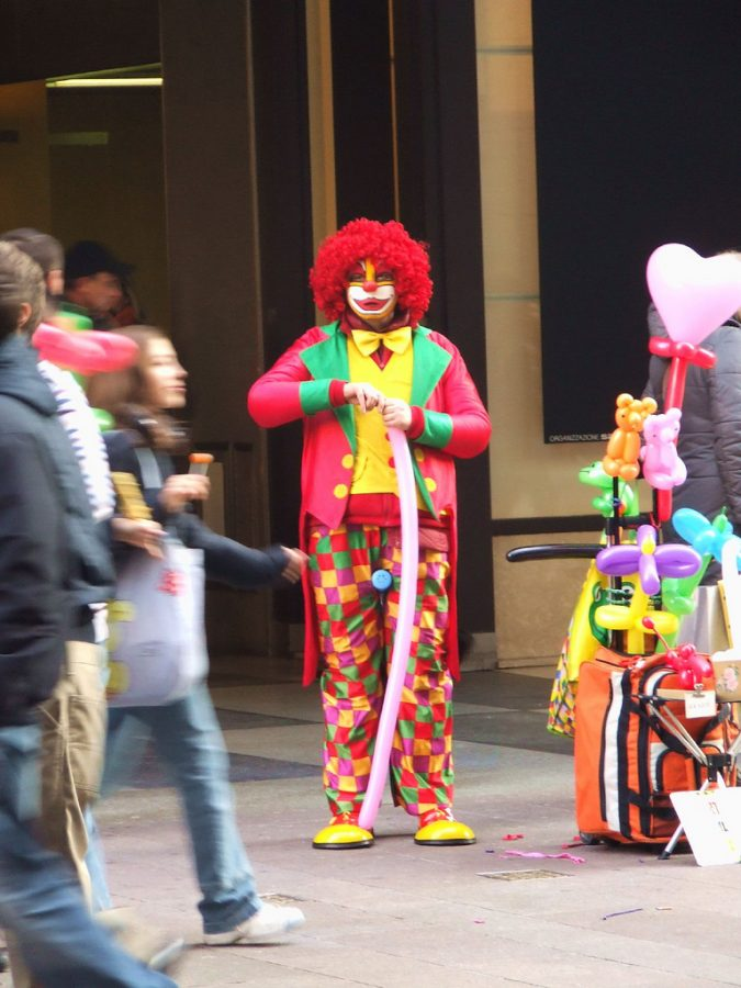 Clowns or Clowned?
