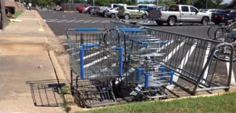 """Residence Hall """"Cart-astrophy"""""""