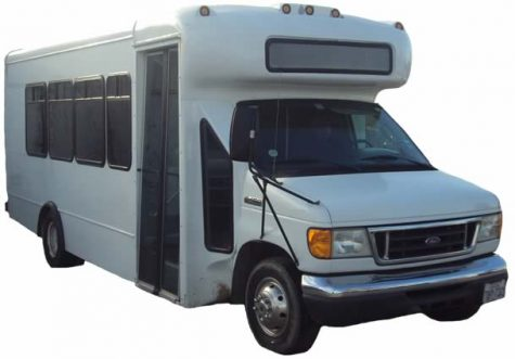 Shuttle Bus Services on Campus