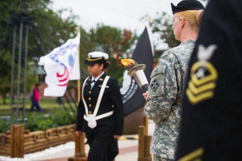 A Flame of Hope Still Burns for America's Veterans