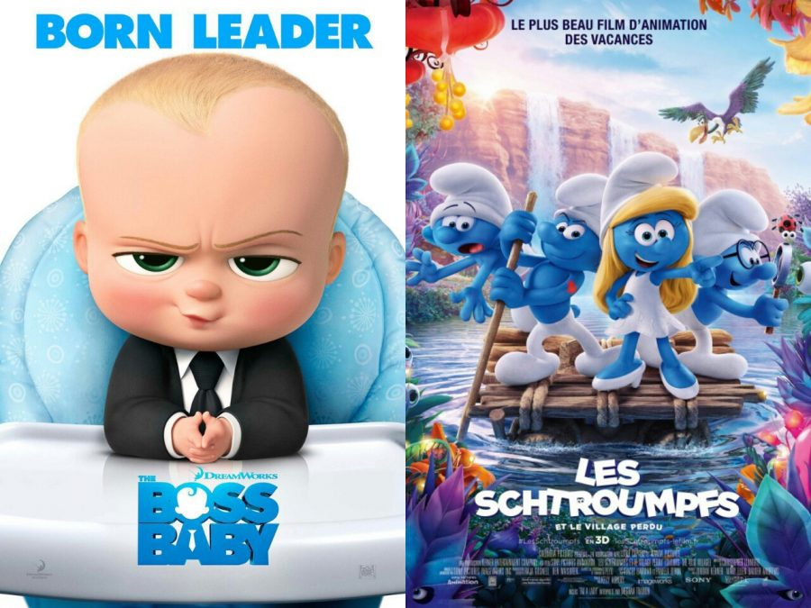 Double+Feature%3A+The+Boss+Baby+%26+Smurfs%3A+The+Lost+Village