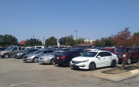 Homecoming rush may cause increase in parking problems