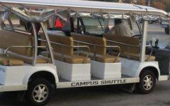 Campus Shuttles Receive an Update
