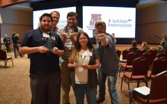 Radio-TV students learn lots, win big in Amarillo