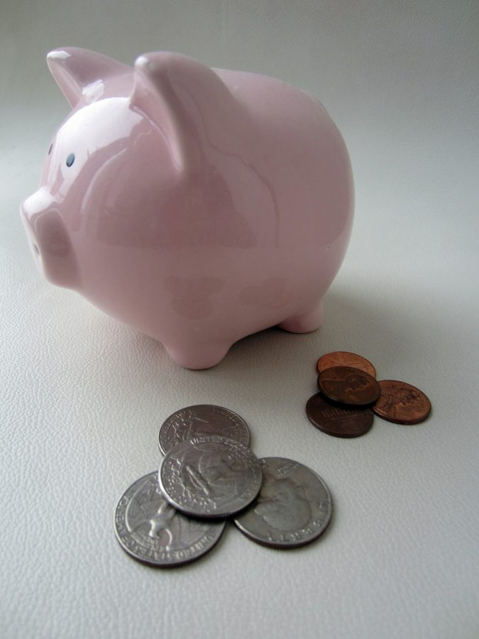 Photo Courtesy | Piggy Bank Money via Flickr