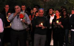 Candlelight vigil held for Alejandro Cifuentes