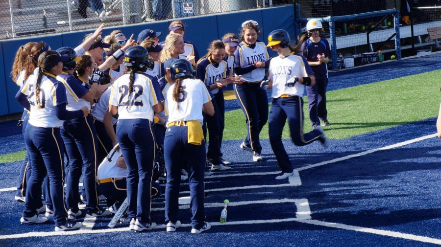 Lions' update record books after series sweep
