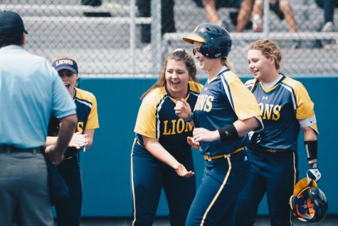 Lion softball starts strong