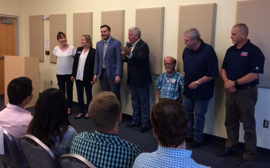 State Democratic candidates host town hall in Commerce