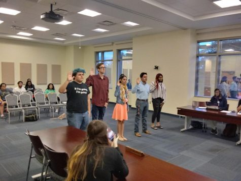 SGA holds first meeting of fall semester