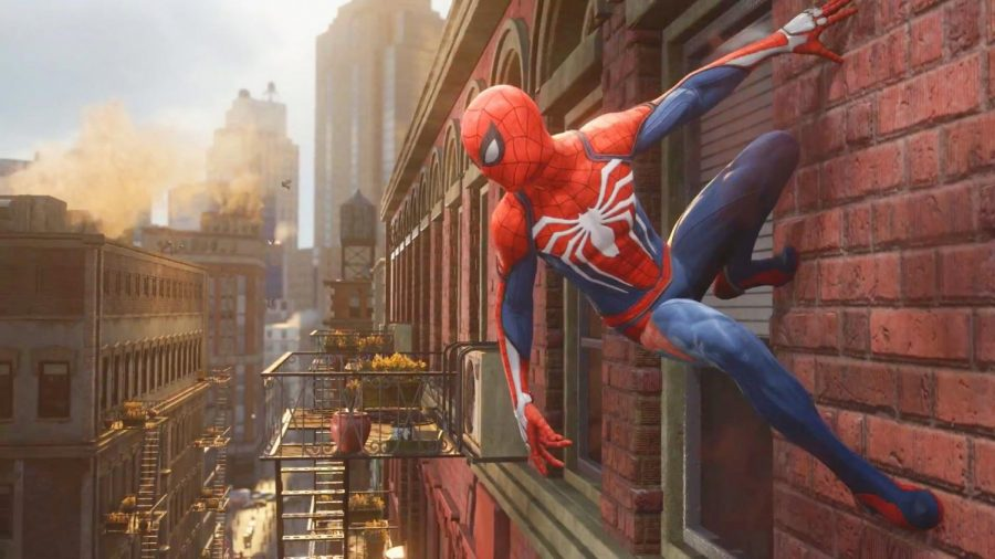 Marvels Spiderman PS4 game is telling a whole new story.
