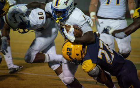 Lions mount comeback against Javelinas in double overtime