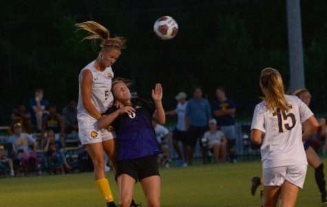 Kotlik scores both goals in 2-0 win over UT-PB