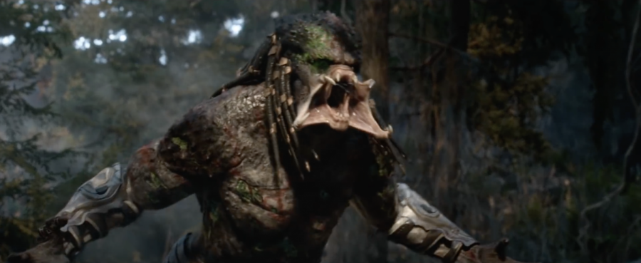 A frame from the trailer of The Predator. Photo Courtesy | 20th Century Fox