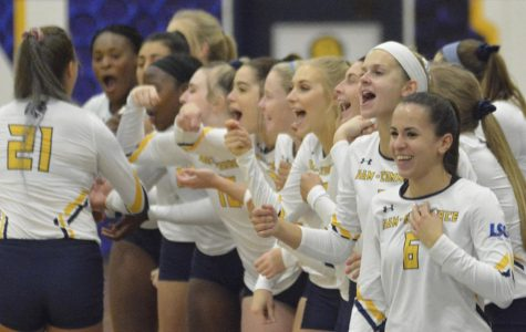Lion Volleyball cracks top 25 for first time since 1989
