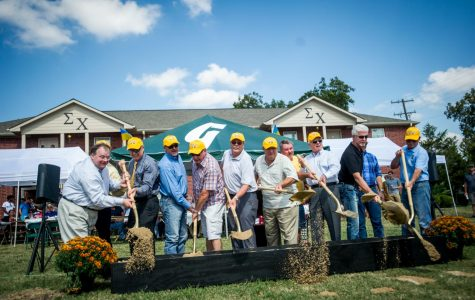 Fraternity to begin construction on education center after delays