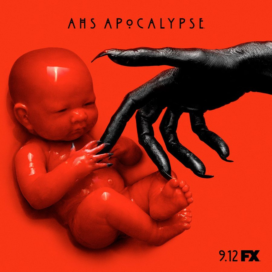 Ryan Murphys anthology series brings back the fear of earlier days|Photo courtesy of @AHSFX via Twitter