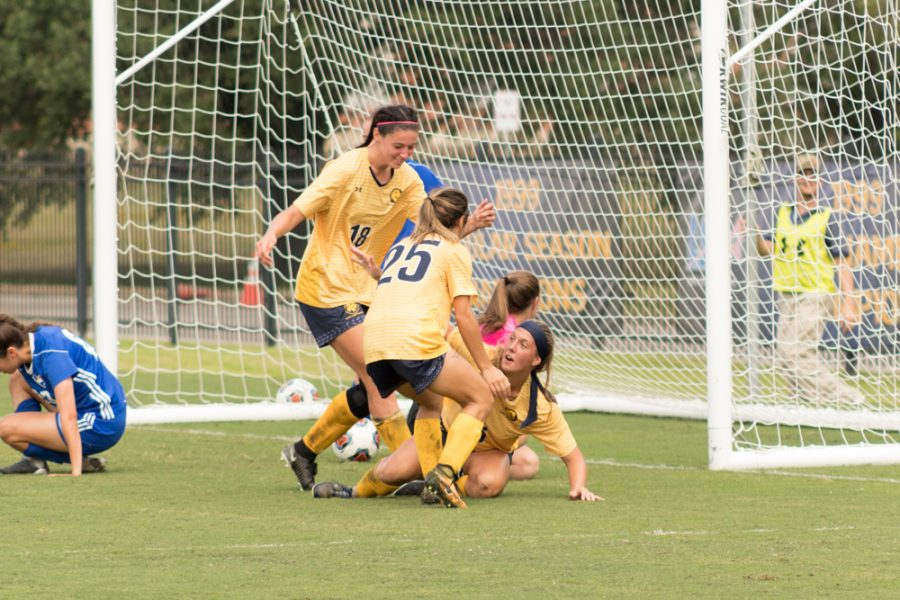 Lions wont go away in LSC play | Photo by Joseph Miller