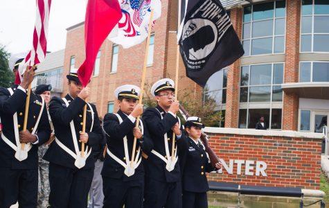 Veterans' Vigil to be held on campus Nov. 8