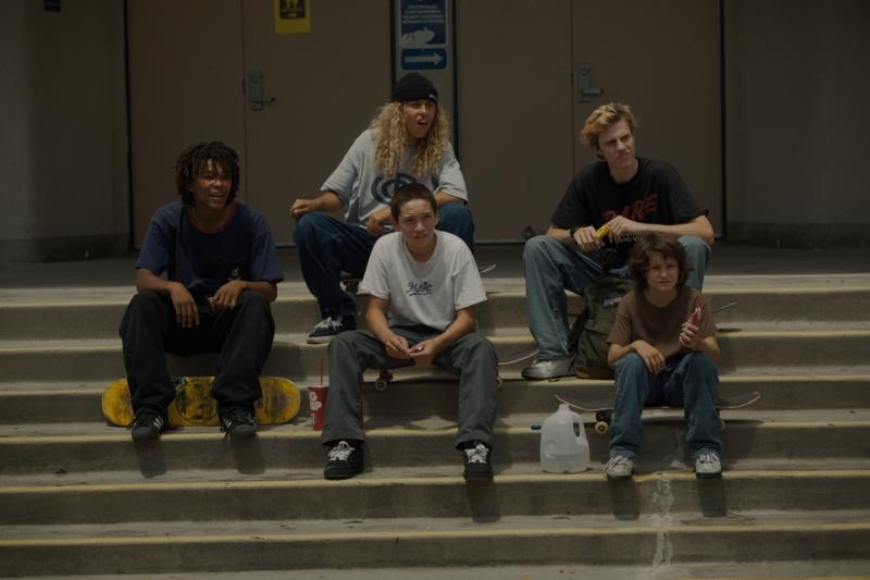 Mid 90's incorporates classic hip hop like A Tribe Called Quest and The Pharcyde
