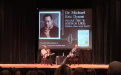 Dr. Michael Eric Dyson speaks on social issues, possible solutions