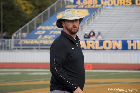 Head Football Coach Colby Carthel lead the Lions to a 58-18 record including a National Championship in his six seasons at A&M-Commerce