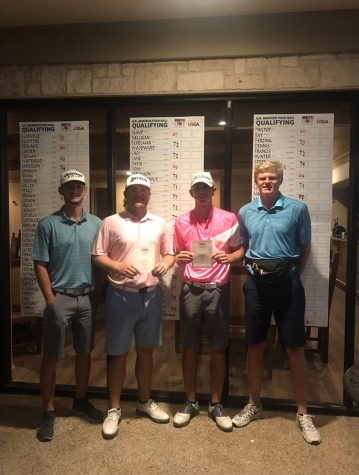 A&M-Commerce Golfers Qualify for US Amateur Four-Ball Championship