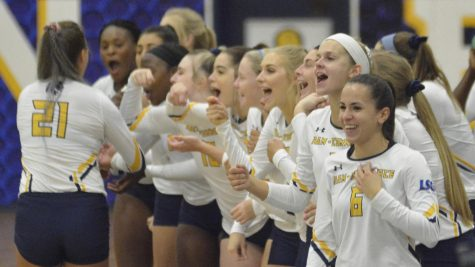 Historic Volleyball Season Comes to an End