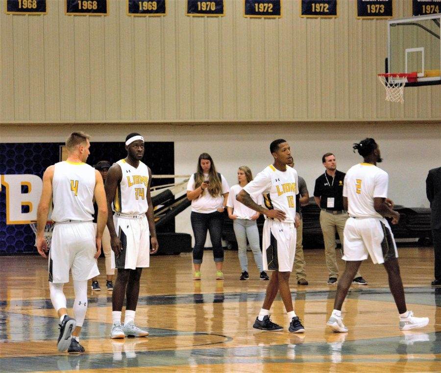 Men's Hoops looks to start 2-0 in LSC play as they host A&M-Kingsville | Photo by Jordan Ader