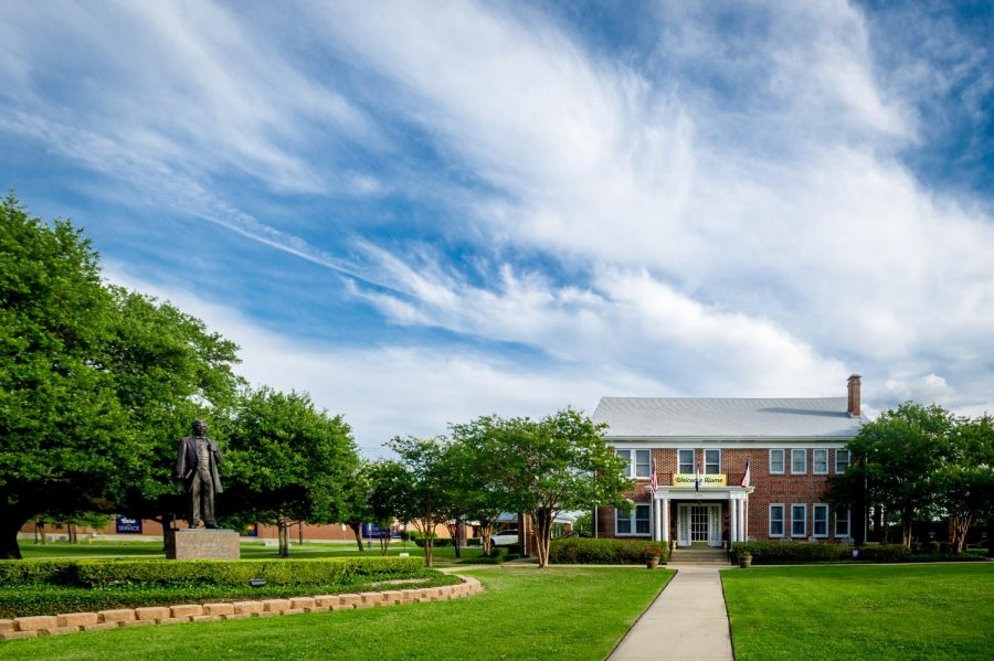 The Heritage House was originally built in 1927. Photo Courtesy | TAMUC Marketing Communications