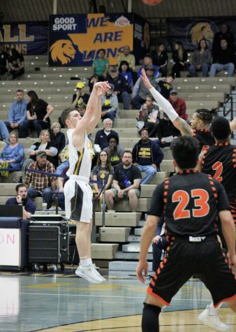 Lions defeat Mustangs as Davis becomes program leader in games started