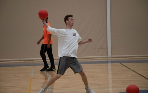 Intramural Dodgeball Tournament [Photos]