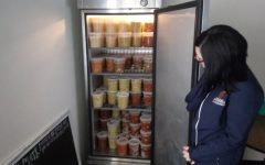 After one semester, campus food pantry sees increased interest