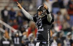 Former A&M-Commerce star quarterback Luis Perez shines in AAF Debut
