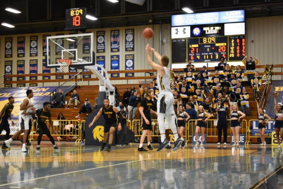 Lion MBB hold off Cameron 87-78
