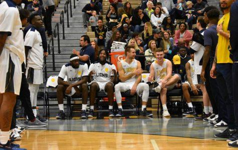 Senior Week Men's Basketball Photos
