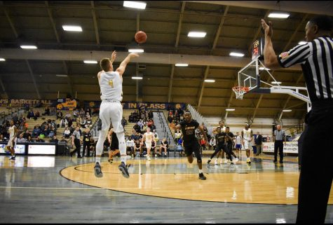Lion MBB gets key road win in Kingsville